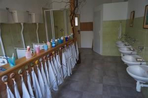 Studánka - umývárna