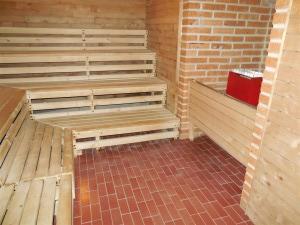 Sluníčko - sauna