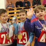 Slavnostní předávání medailí