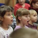 Společné zpívání koled