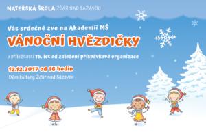 Pozvánka na Akademii MŠ